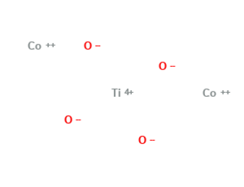 Cobalt(III) Titanate Powder