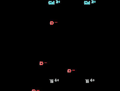 Gadolinium Titanate