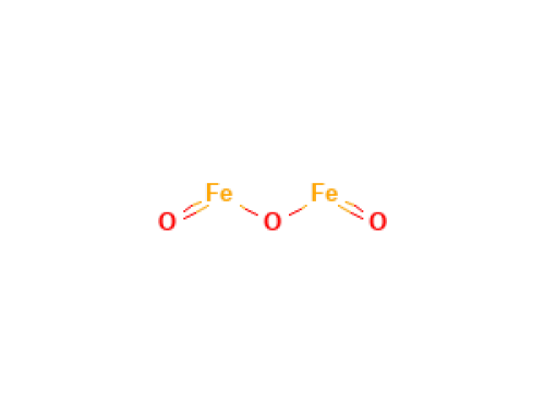 Iron(III) Oxide (Fe2O3)