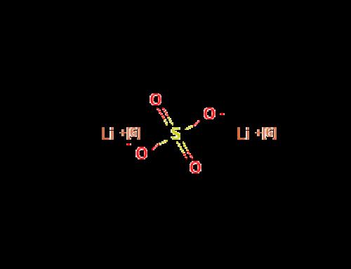 Lithium-6 Sulfate