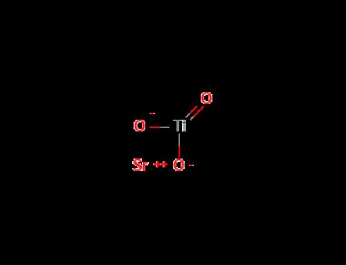 Strontium Titanate Sputtering Target