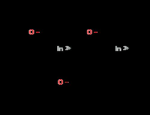Indium Oxide Sputtering Target