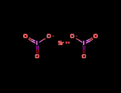 Strontium Iodate