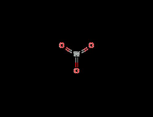 Tungsten(VI) Oxide Sputtering Target