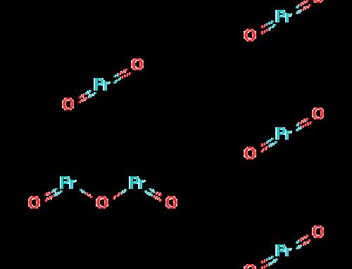 Praseodymium(III,IV) Oxide Pr6O11