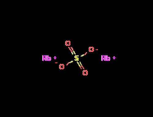 Rubidium Sulfate